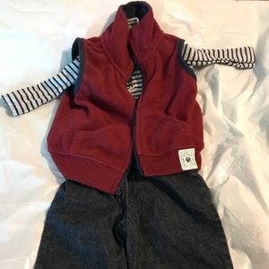 Other - 3 Piece outfit 3 months, super cute!!